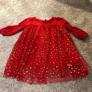 Two Christmas Gap Dresses